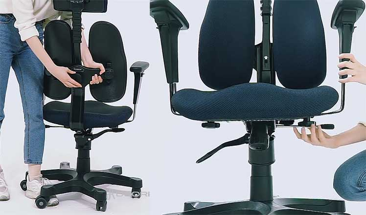 Duorest Gold office chair review
