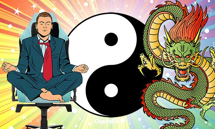 Feng shui basics for home gamers and desk workers