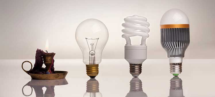 Types of home lighting