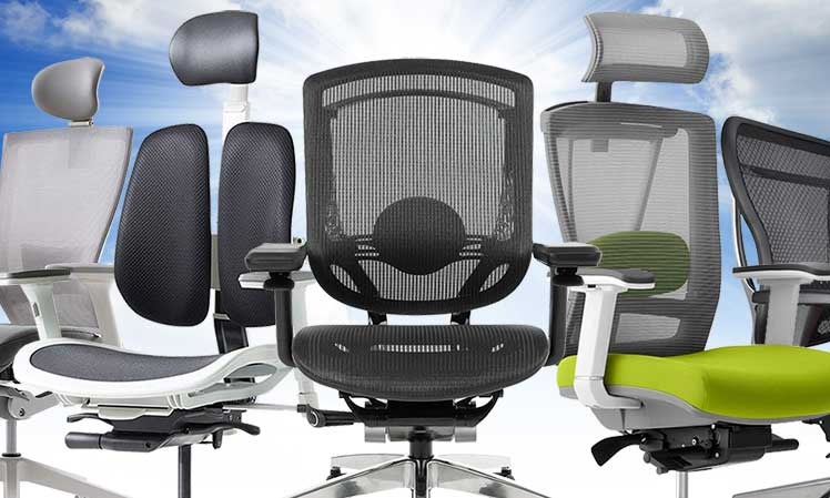 Best affordable ergonomic office chairs