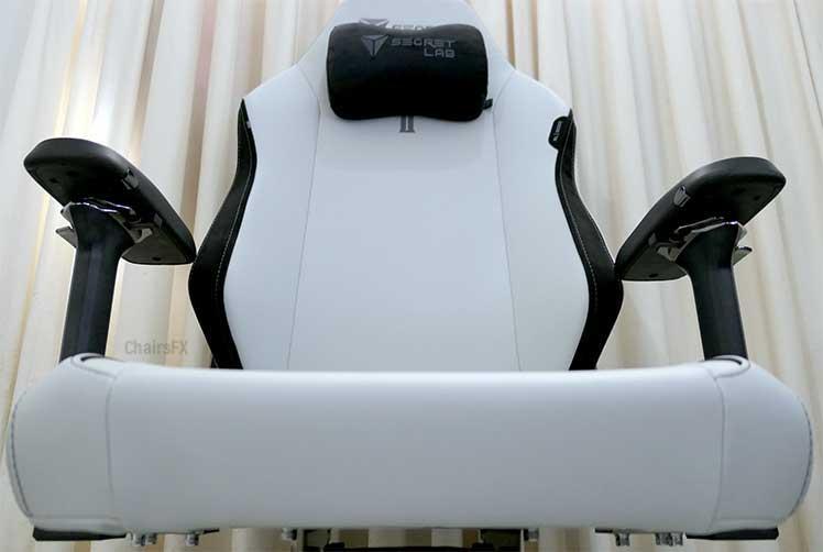 Titan Ash chair design