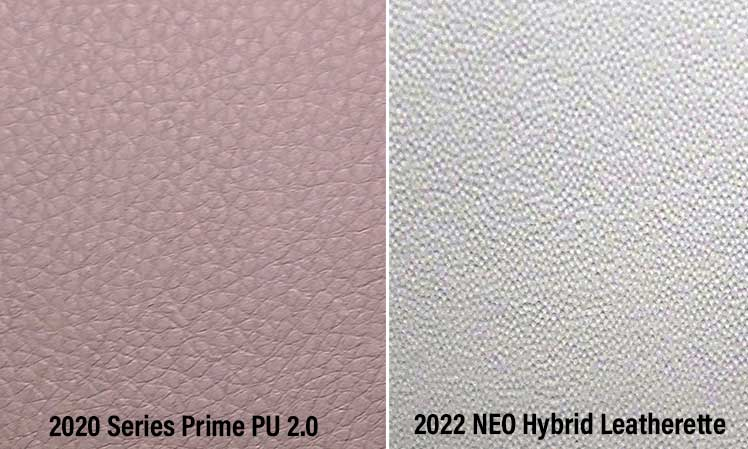 Secretlab faux leather upholstery upgrade