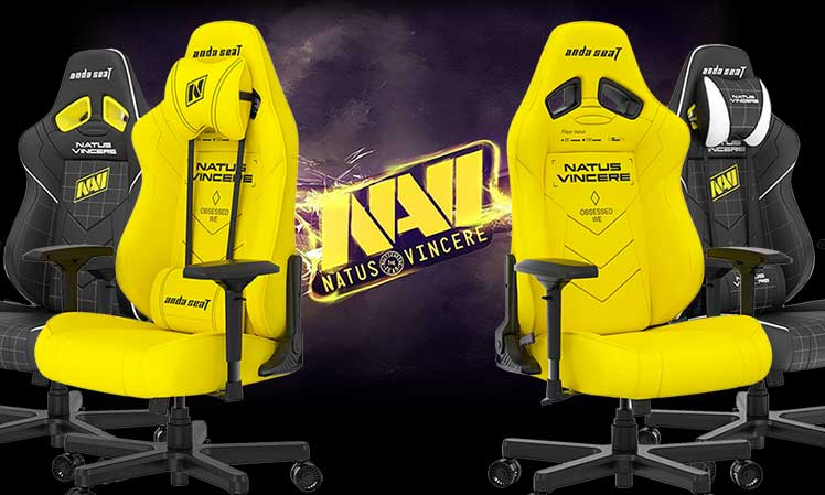 Anda Seat official NaVi team chairs