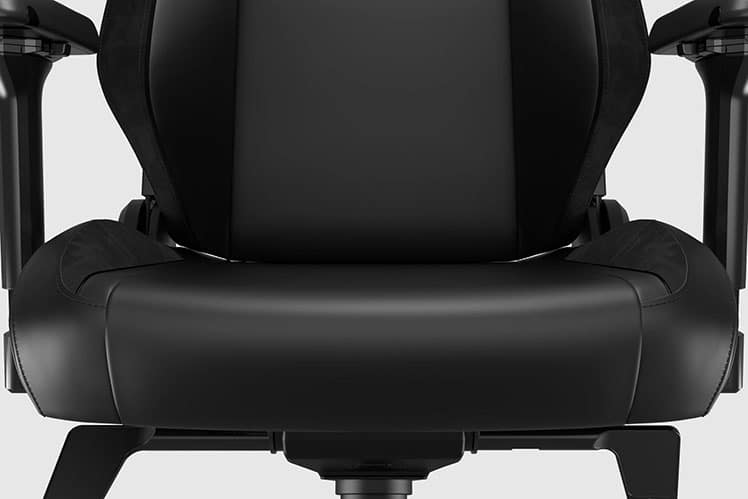 Titan Neo Hybrid Leatherette Black chair