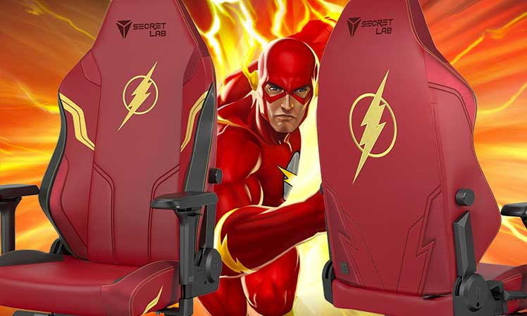 Secretlab The Flash gaming chair