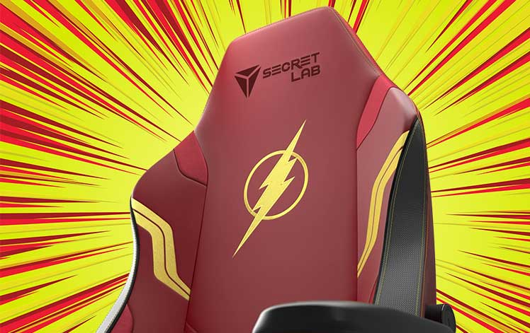 Bright The Flash gaming chair