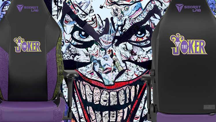 Secretlab Joker gaming chair