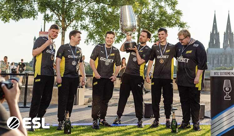 NaVi IEM Cologne Champions