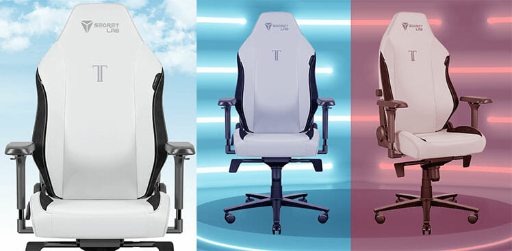 Ash gaming chair effects